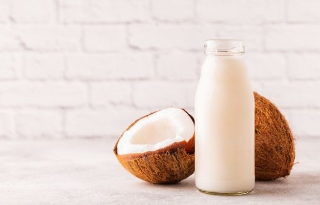 bottle of coconut milk and coconut | If I Don't (Can't) Have... - What to Replace? | How To Make Vegan Gravy That Tastes Just As Good